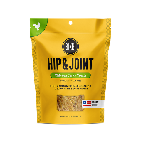 Bixbi - Daily Essentials Jerky