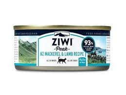 Ziwi Peak Cat - Mackerel & Lamb Cans