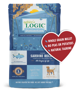 Nature's Logic Distinction - Sardine
