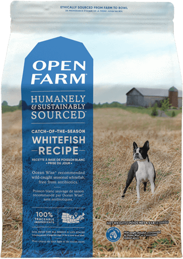 Open Farm - Whitefish