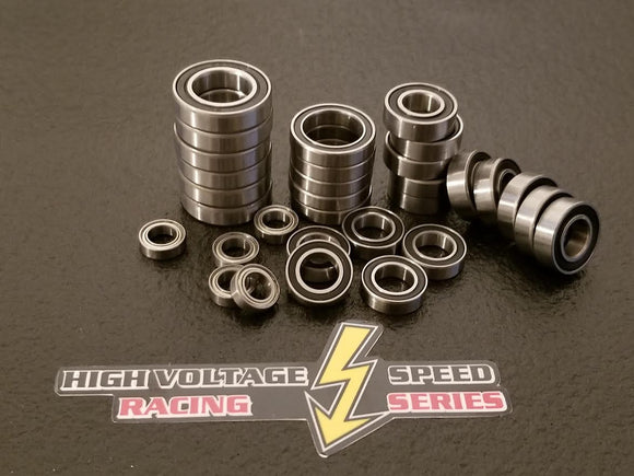 Kyosho MP9, MP9E, TKI2, TKI3, TKI4 Bearing kit