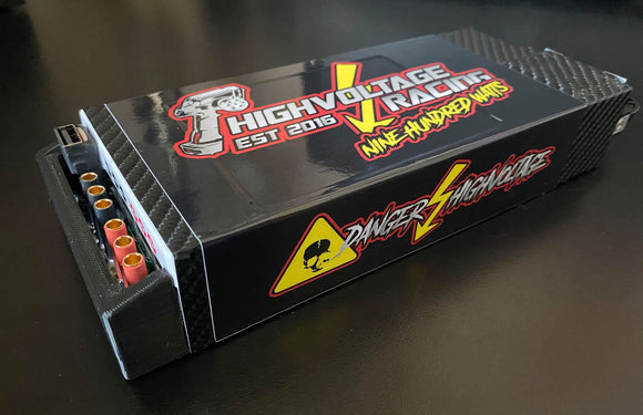 Highvoltage Racing 75amps 900watts power supply with USB port