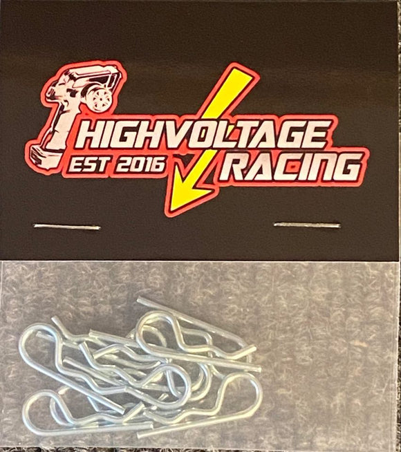 Highvoltage Racing Body Clips