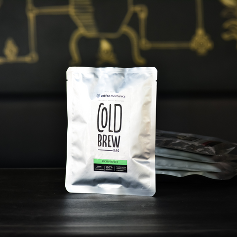 Cold Brew Bags - Inch Perfect - Coffee Mechanics