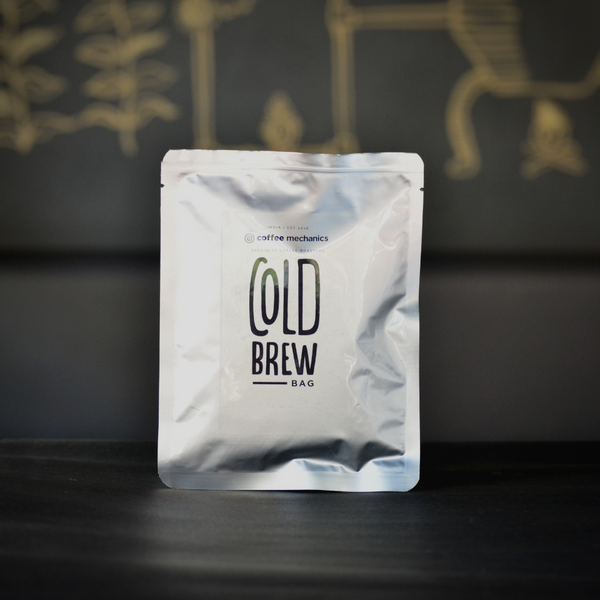Cold Brew Bags - Cherry Pick - Coffee Mechanics