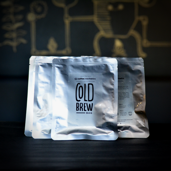 Cold Brew Bags - Barrel Aged Coffee