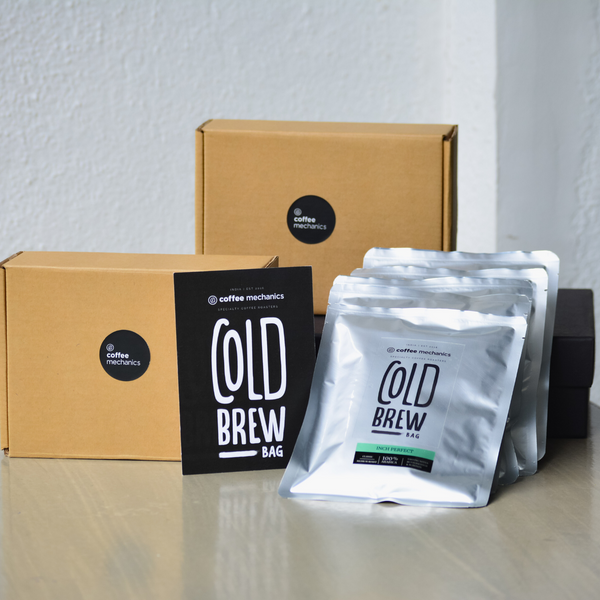 Cold Brew Bags - Gift Box