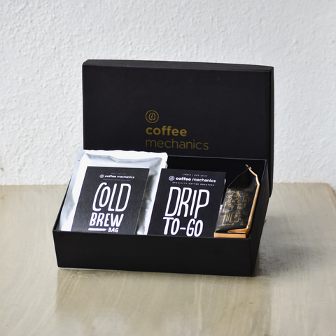 Barrel Aged Coffee - Gift Box