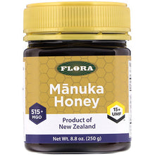 Load image into Gallery viewer, Flora Manuka Honey 515+ MGO/15+ UMF