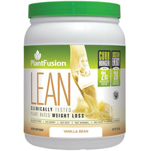 Load image into Gallery viewer, Plant Fusion Lean Plant Based Protein Vanilla