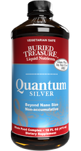 Load image into Gallery viewer, Buried Treasure Quantum Silver Nano Particle 16 oz