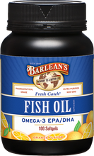 Load image into Gallery viewer, Barleans Signature Fish Oil