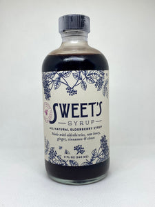 Sweet's Elderberry Syrup 8oz