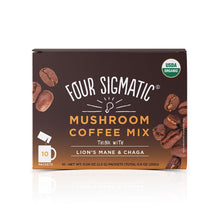 Load image into Gallery viewer, Four Sigmatic Mushroom Coffee Mix