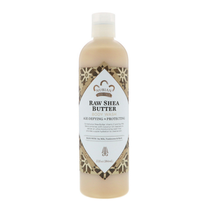 Nubian Raw Shea Butter Body Wash