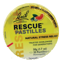 Rescue Remedy Pastilles Orange and Elderflower 35ct