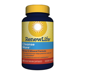 Renew Life CleanseMore 60ct