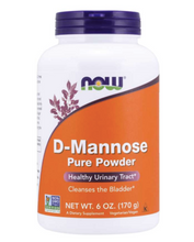 Load image into Gallery viewer, Now Foods D-Mannose 3oz Powder