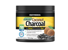 Load image into Gallery viewer, Enzymedica Coconut Charcoal Powder