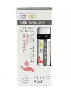 Aura Cacia Medieval Mix Roll On