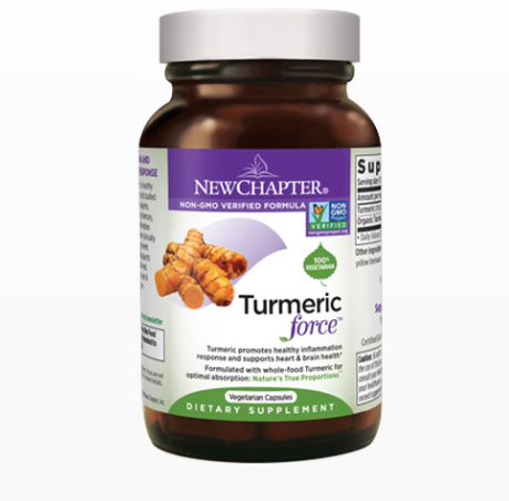 New Chapter Turmeric Force