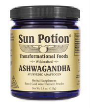 Load image into Gallery viewer, Sun Potion Ashwagandha 111g