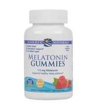 Load image into Gallery viewer, Nordic Naturals Melatonin Gummies 60ct