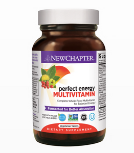 New Chapter Perfect Energy Multivitamin 36ct