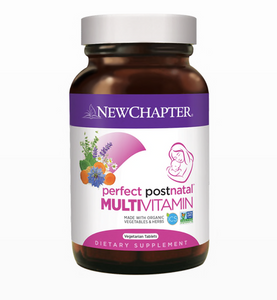New Chapter Postnatal 48ct