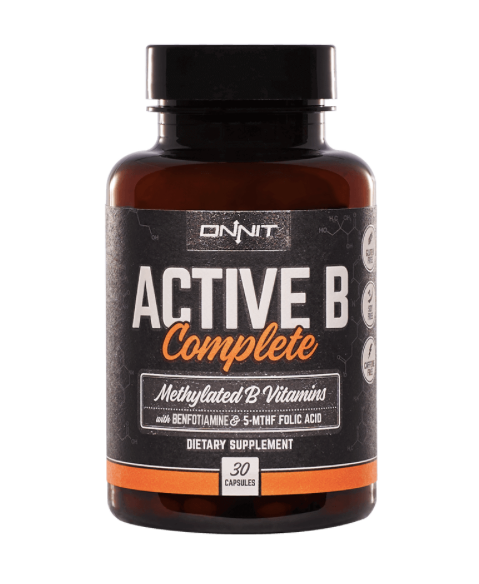 Onnit Active B Complex 30ct