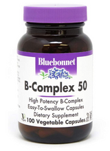 Load image into Gallery viewer, Bluebonnet B Complex-50 100ct