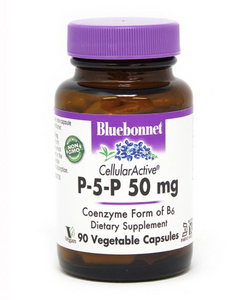 Bluebonnet P-5-P 50mg 90ct