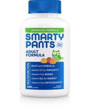 Load image into Gallery viewer, Smarty Pants Adult Multivitamin and Omega 180ct