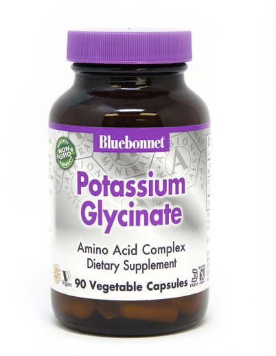 Bluebonnet Potassium Glycerinate 90ct