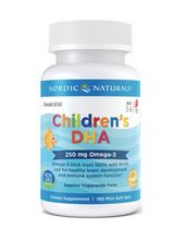 Load image into Gallery viewer, Nordic Naturals Children's DHA