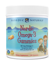 Load image into Gallery viewer, Nordic Naturals Omega-3 Gummies
