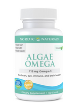 Load image into Gallery viewer, Nordic Naturals Algae Omega