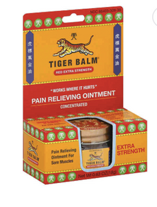Tiger Balm Extra Strength Red Balm