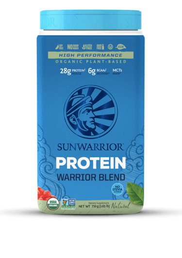 Sunwarrior Warrior Blend Natural Protein