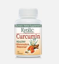 Load image into Gallery viewer, Kyolic Curcumin 50ct