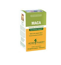 Load image into Gallery viewer, Herb Pharm Maca 60ct