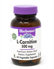 Load image into Gallery viewer, Bluebonnet Acetyl L Carnitine 30ct