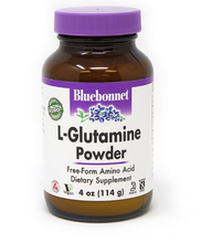 Load image into Gallery viewer, Bluebonnet L-Glutamine Powder 4oz