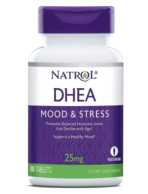 Natrol DHEA 25mg 90ct