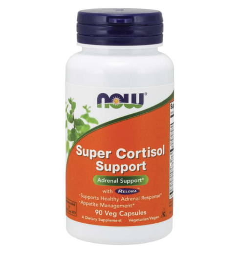 Now Foods Super Cortisol 90ct