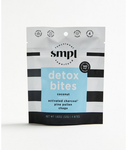 SMPL Functional Superfood Detox Bites