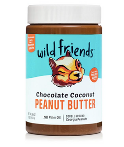 Wild Friends Chocolate Coconut Peanut Butter