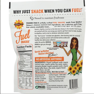 Fuel Snacks Butter Toffee 4oz