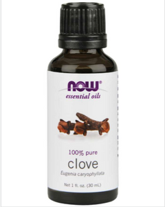 Now Foods Clove Oil 1 oz