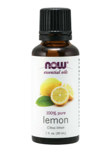 Now Foods Lemon Oil